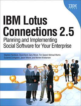 IBM Lotus Connections 2 5 PDF