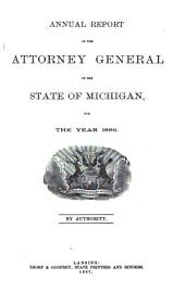 Joint Documents of the State of Michigan: Volume 3