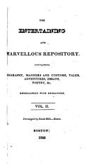 The Entertaining and Marvellous Repository PDF