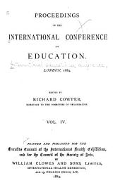 Intermediate and higher education and training of teachers