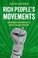 Rich People s Movements PDF