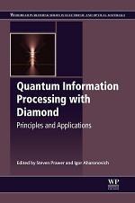 Quantum Information Processing with Diamond