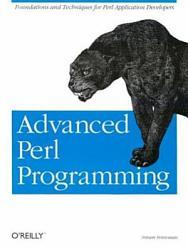 Advanced Perl Programming PDF