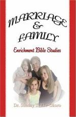 Marriage and Family Enrichment Bible Study