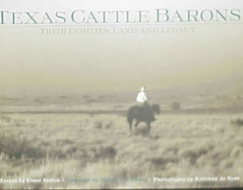 Download Texas Cattle Barons Book