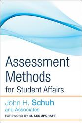 Assessment Methods For Student Affairs Book PDF