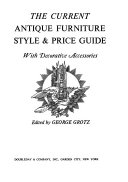 The Current Antique Furniture Style   Price Guide PDF