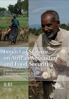 Impact of Science on African Agriculture and Food Security PDF