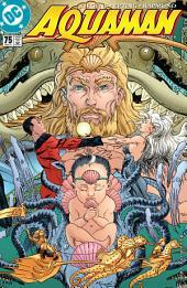 Aquaman (1994-) #75