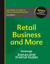 Retail Business: Entrepreneur's Step-by-Step Startup Guide