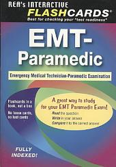 EMT-paramedic Emergency Medical Technician - Paramedic Examination