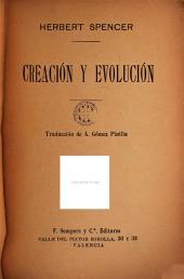 Creación y evolución