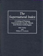 The Supernatural Index PDF