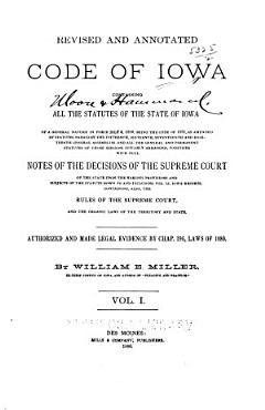 Revised and Annotated Code of Iowa PDF