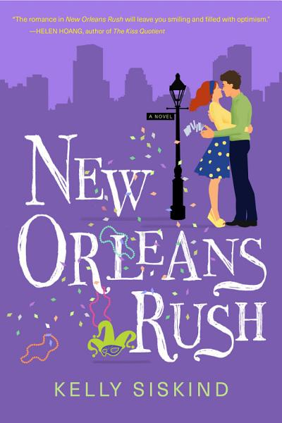 Download New Orleans Rush Book