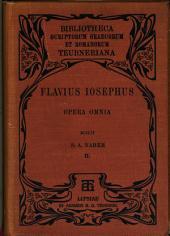 Opera omnia: Post immanuelem Bekkerum, recognivit Samuel Adrianus Naber, Τόμος 2
