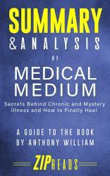 Summary Analysis Of Medical Medium Book PDF