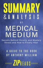 Summary   Analysis Of Medical Medium
