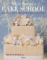 Mich Turner s Cake School PDF