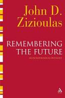 Remembering the Future PDF