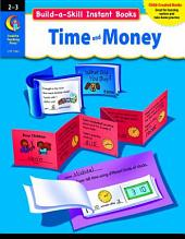 Build-a-Skill Instant Books: Time and Money, Gr. 2–3, eBook: Time and Money Ebook