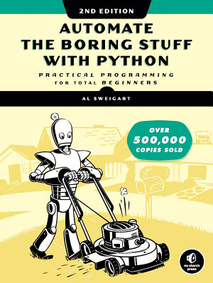 Automate the Boring Stuff with Python  2nd Edition
