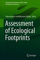 Assessment of Ecological Footprints PDF