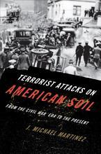 Terrorist Attacks on American Soil PDF