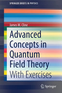 Advanced Concepts in Quantum Field Theory PDF
