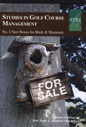Nest Boxes For Birds And Mammals Book PDF