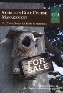 Nest Boxes for Birds and Mammals Book