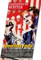 Amerikas Faust: Marxistische Blätter 2_2017