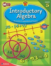Master Math, Grade 5: Introductory Algebra