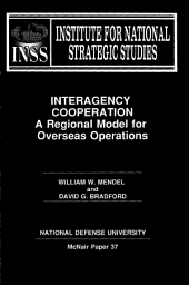 Interagency cooperation a regional model for overseas operations