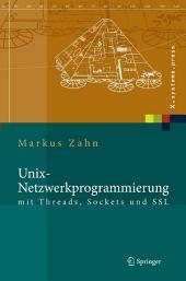 Unix-Netzwerkprogrammierung mit Threads, Sockets und SSL