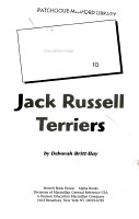 The Complete Idiot s Guide to Jack Russell Terriers PDF
