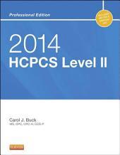 2014 HCPCS Level II Professional Edition - E-Book