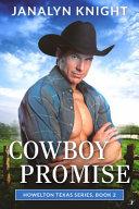 Cowboy Promise Book PDF
