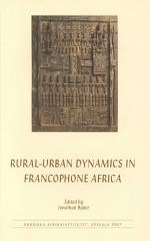 Rural-urban Dynamics in Francophone Africa