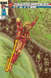Transformers vs. G.I. Joe, Vol. 3