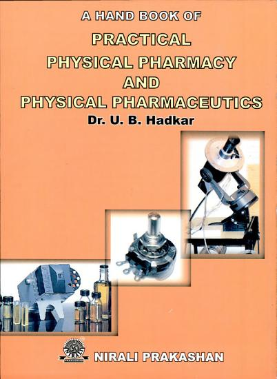 Practical Physical Pharmacy   Physical Pharmaceutics PDF