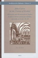 John Calvin on the Visions of Ezekiel PDF
