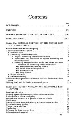 Soviet Professional Manpower PDF