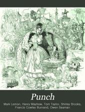 Punch: Volumes 92-93
