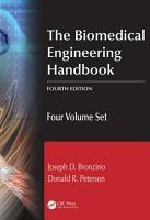 The Biomedical Engineering Handbook PDF