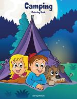 Camping Coloring Book 1