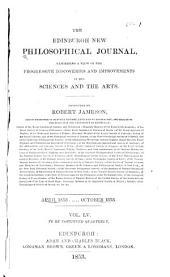 The Edinburgh New Philosophical Journal: Volume 55
