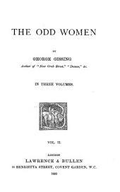 The Odd Women: Volume 2