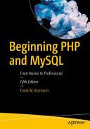 Beginning PHP and MySQL PDF