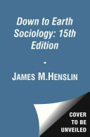Down To Earth Sociology 15th Edition Book PDF